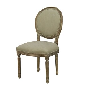 Galaxy French Louis Oval dining Chair