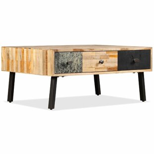 Kingsville Coffee Table With Storage By Williston Forge