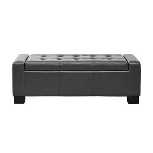Valerie Tufted Storage Ottoman by Alcott Hill
