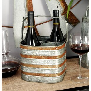 4 Bottle Tabletop Wine Rack by Cole & Grey
