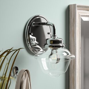 Eilis 1-Light Armed Sconce..