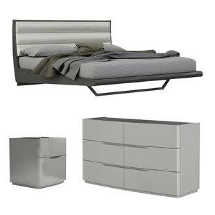 Siegle Platform Configurable Bedroom Set
