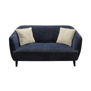 Affordable Price De Luca Standard Loveseat by Diamond Sofa Reviews (2019) & Buyer's Guide