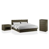 Denson Platform Configurable Bedroom Set by Foundry Select