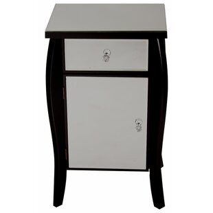 Affordable Price Javen 1 Door Accent Cabinet By Rosdorf Park