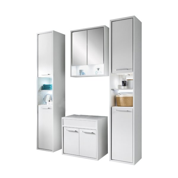 White Bathroom Cabinets Shelves You