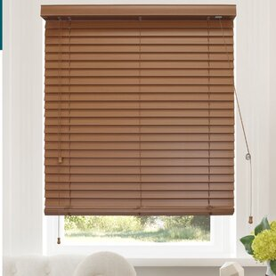 2 12 Faux Wood Blinds Wayfair