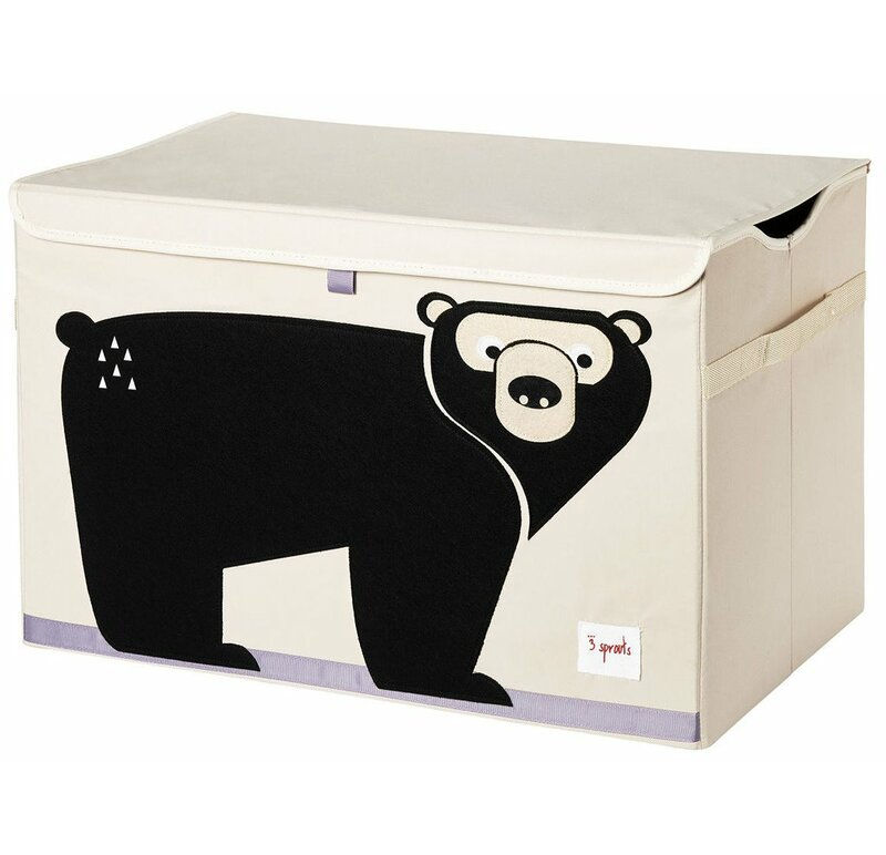 3 Sprouts Bear Toy Chest Amp Reviews Wayfair
