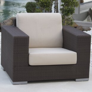 Hicklin Arm Chair with Cushions
