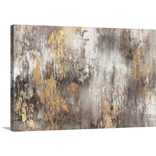 Global GalleryAvery Tillmon Gilt Complex I Neutral Giclee Stretched Canvas Artwork 24 x 16