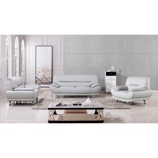 Zimmer 3 Piece Living Room Set..
