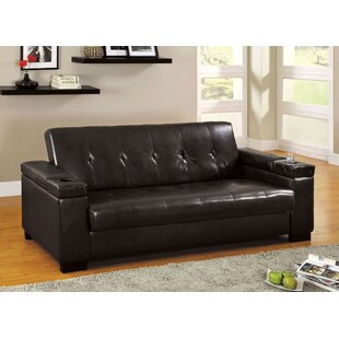 Compare prices Rini Convertible Sofa by Red Barrel Studio Reviews (2019) & Buyer's Guide
