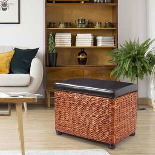 Standley Storage Ottoman by Bay Isle Home