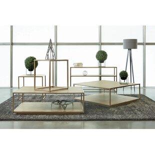 Brayden Studio Fishponds 3 Piece Coffee Table Set