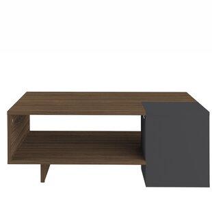 Burman Coffee Table With Storage By Mercury Row