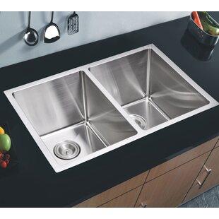 dCOR design 50/50 Stainless Steel 31