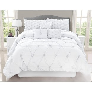 Siya 7 Piece Comforter Set