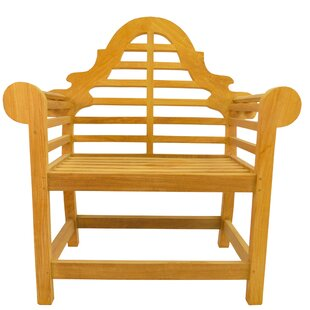 Marlborough Teak Patio Dining Chair with Cushion