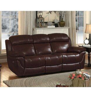 Shop Hollon Reclining Sofa by Red Barrel Studio