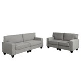 Jayapura 2 Piece Living Room Set by Alcott Hill®