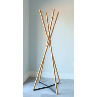 In This Space 4 Pole Coat Rack