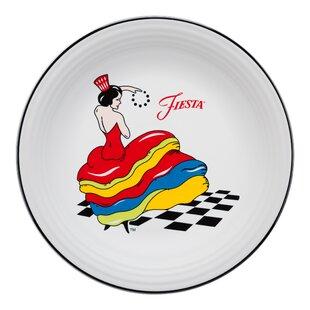 Dancing Lady Dinner Plate