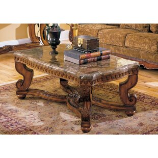 Niamh Wooden Coffee Table by Astoria Grand