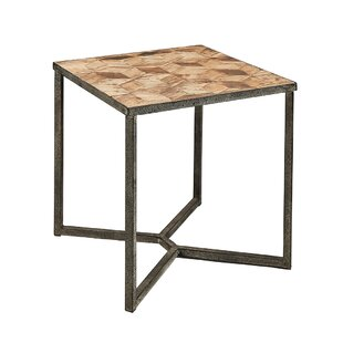 Rosinski End Table by Loon Peak