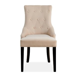 Mcintosh Upholstered Dining Chair By Rosdorf Park