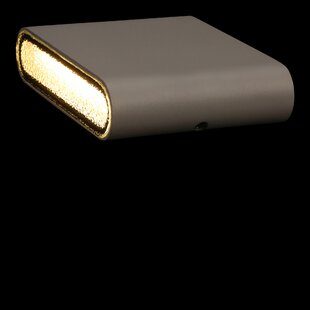 Walhorn 2-Light LED Outdoor Sconce By Sol 72 Outdoor