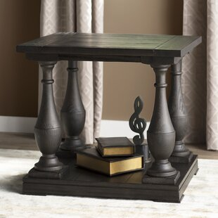 Price comparison Travis End Table By Darby Home Co