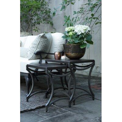 Caroline Stone/Concrete Nesting Tables by Summer Classics Cheap