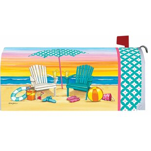 Makeover Beach Chairs Mailbox Cover By Custom Decor