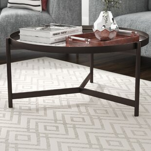 Mauricio Coffee Table by Turn on the Brig..
