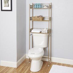 Gold Bathroom Cabinets Shelving