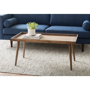 Lyle Coffee Table with Tray Top