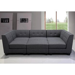 Trinh Modular Sectional Latitude Run