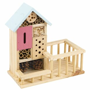 Carrolltown Free Standing Butterfly House By Sol 72 Outdoor