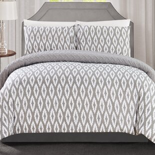 Orval 3 Piece Reversible Comforter Set