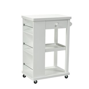 Candace and Basil Kitchen Cart