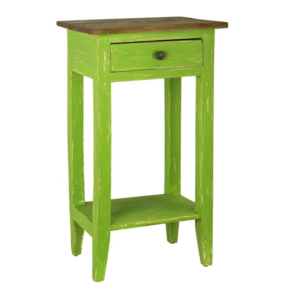 Superb August Grove Cusseta End Table With Storage U0026 Reviews | Wayfair