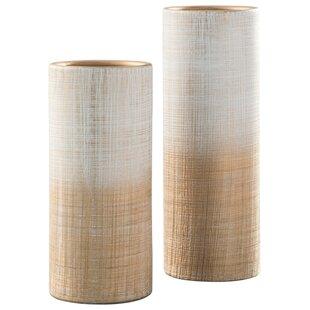 Abingdon 2 Piece Table Vase Set