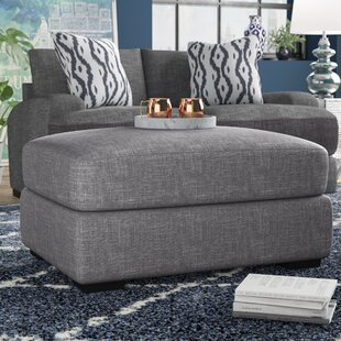 Great Price Ally Ottoman By Brayden Studio