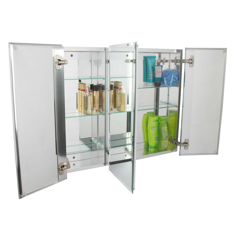Jacuzzi 30 X 26 Recessed Or Surface Mount Medicine Cabinet