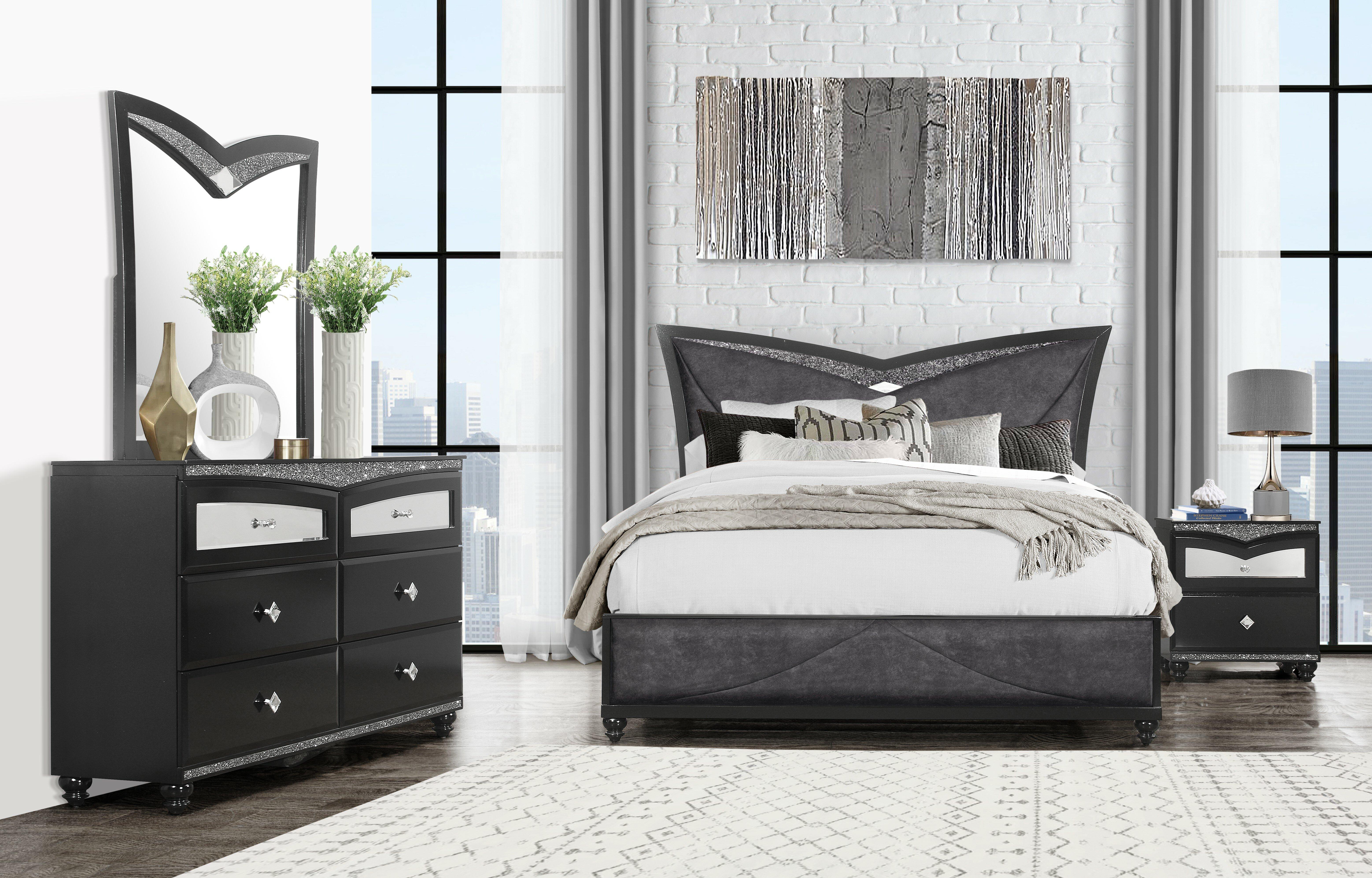 Everly Quinn Farish Configurable Bedroom Set Wayfair