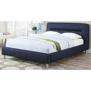 Dahl Upholstered Panel Bed by Orren Ellis