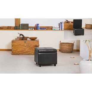 Kavita Storage Ottoman By Marlow Home Co.
