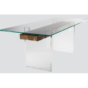 Bousquet Dining Table by Orren Ellis Modern