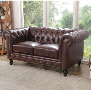 Brooklyn Chesterfield Loveseat