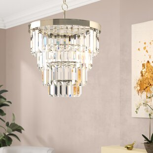 Willa Arlo Interiors Apus 4-Light Chandelier